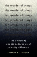 The Reorder of Things Cover