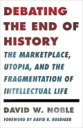 Debating the End of History Cover