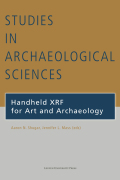 Handheld XRF for Art and Archaeology Cover