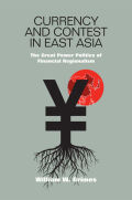 Currency and Contest in East Asia Cover
