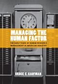 Managing the Human Factor