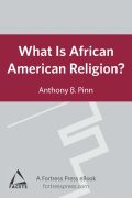What is African American Religion? Cover