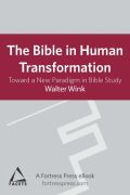 The Bible in Human Transformation Cover
