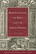 Martin Luther, the Bible, and the Jewish People cover