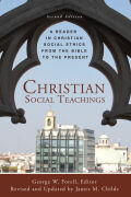 Christian Social Teachings Cover