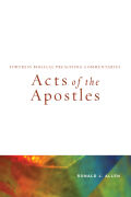 Acts of the Apostles Cover