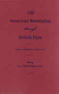 The American Revolution through British Eyes Cover