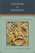 The Book of Emperors Cover