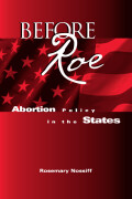 Before Roe Cover