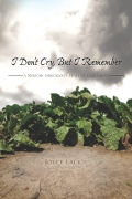 I Don't Cry, But I Remember Cover