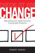 Checklist for Change Cover