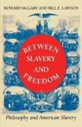Between Slavery and Freedom Cover