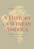 A History of Wine in America cover