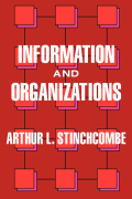 Information and Organizations Cover