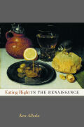 Eating Right in the Renaissance Cover