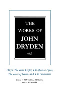 The Works of John Dryden, Volume XIV