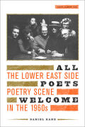 All Poets Welcome Cover