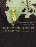 Specialization, Speciation, and Radiation
