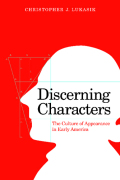 Discerning Characters cover