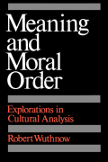 Meaning and Moral Order