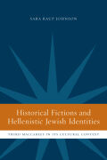 Historical Fictions and Hellenistic Jewish Identity Cover