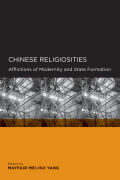 Chinese Religiosities Cover