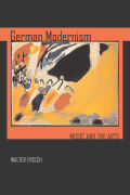 German Modernism cover