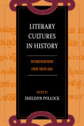 Literary Cultures in History Cover