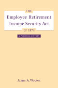 The Employee Retirement Income Security Act of 1974