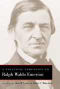 A Political Companion to Ralph Waldo Emerson Cover