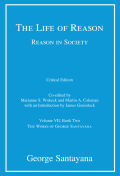 The Life of Reason or The Phases of Human Progress cover