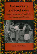 Anthropology and Food Policy Cover