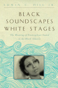 Black Soundscapes White Stages Cover
