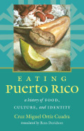 Eating Puerto Rico Cover