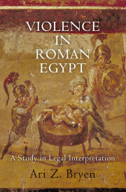 Violence in Roman Egypt