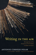 Writing in the Air Cover