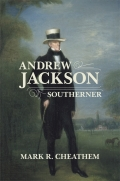 Andrew Jackson, Southerner Cover