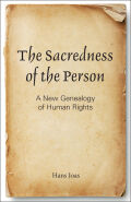 The Sacredness of the Person Cover