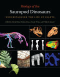 Biology of the Sauropod Dinosaurs Cover