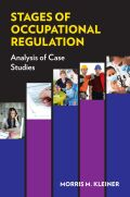 Stages of Occupational Regulation Cover