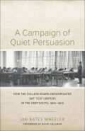 A Campaign of Quiet Persuasion Cover