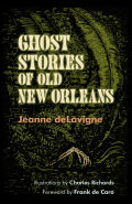 Ghost Stories of Old New Orleans cover