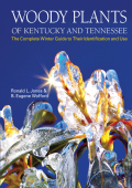 Woody Plants of Kentucky and Tennessee cover