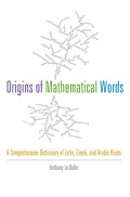 Origins of Mathematical Words