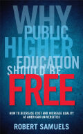 Why Public Higher Education Should Be Free cover