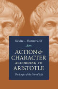 Action and Character According to Aristotle Cover