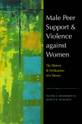Male Peer Support and Violence Against Women Cover