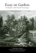 Essay on Gardens Cover