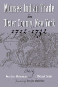 Munsee Indian Trade in Ulster County, New York, 1712-1732 Cover