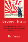 Becoming Turkish Cover